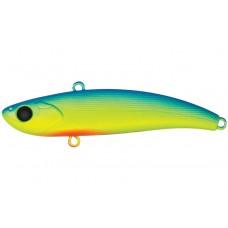 Воблер верт. ECOPRO VIB  Nemo 70мм 13гр 015 Blue Canary