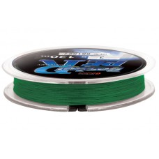 Шнур Benkei PER, 130м, зеленый #0,8, 0,142мм, 7,7кг