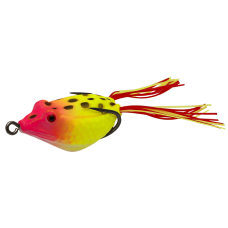 Мягк.приманки LureMax Лягушка Crazy Toad FR04, 4,5см
