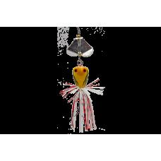 Мягк.приманки LureMax Лягушка F04 Buzzer Broga, 3см